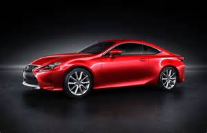 2015 Lexus Coupe 2015 Lexus Rc 350 Coupe Front Photo Infrared Exterior