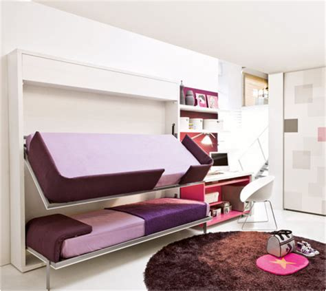 stylish bunk beds stylish bunk beds for young girls room design inspirations
