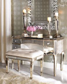 mirrored bedroom vanity table miscellaneous