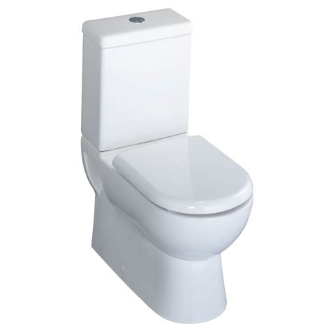 Caroma Plumbing by Caroma Wels 4 Metro Wall Faced Toilet Suite