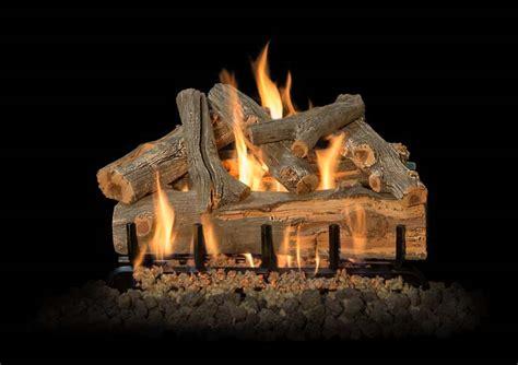 Lp Gas Fireplace Logs by Grand 24 Quot Arizona Juniper Vented Propane Gas Logs
