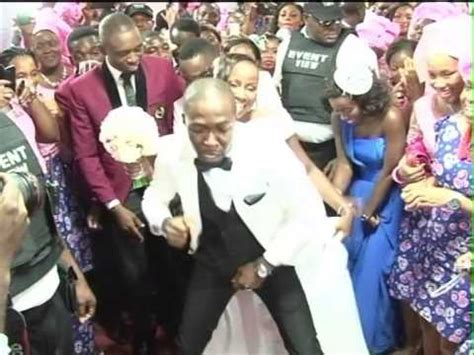 Bridal Party & Groomsmen Entrance Dance African Nigeria