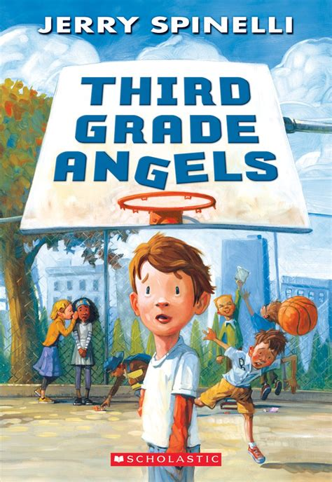 third grade picture books third grade by jerry spinelli scholastic
