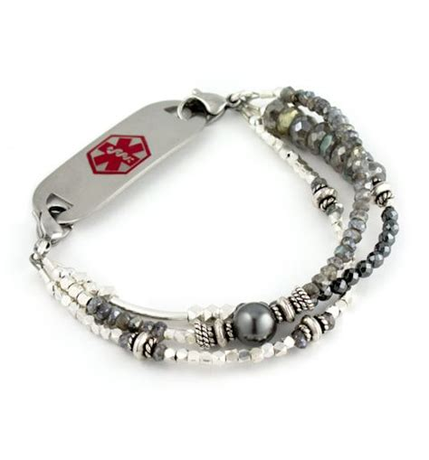 17 best images about stylish medical alert jewelry on