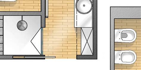 mini bagno progetto bagno con pianta progetto e costi dei lavori seconda