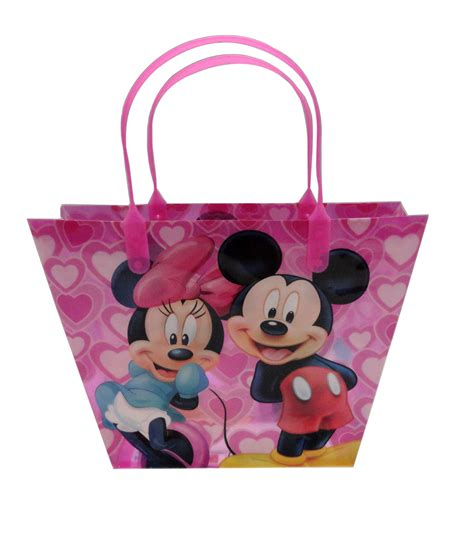 minnie mouse gift bag rs 17 from shopclues deals update