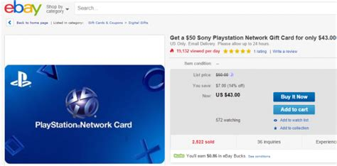 Playstation Network Gift Cards - psn gift card deal take 7 off 50 s worth siliconera