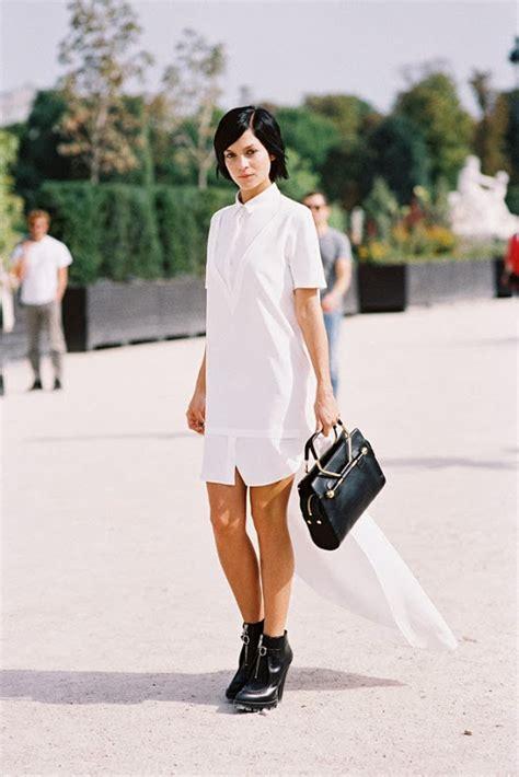 shirt dresses how to wear them fashion tag