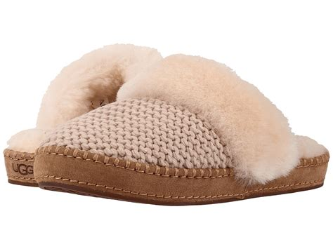 ugg style slippers ugg knit style slippers
