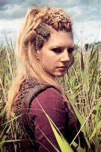 vikings hagatga hairdos are your braids ready for the new raids lagertha vikings