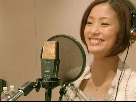 aya ueto smile for after a two year absence ueto aya gets anim e ted for