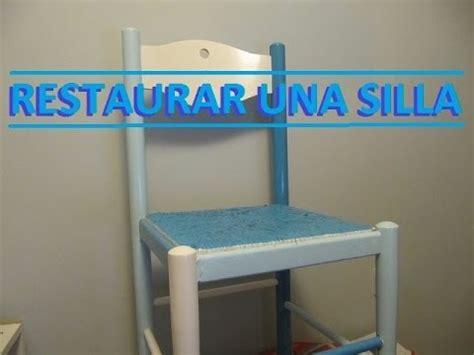 como lijar una silla de madera como lijar una silla de como restaurar reparar una silla de madera lijar