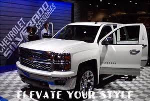 2014 2015 chevy silverado accessories showtrix