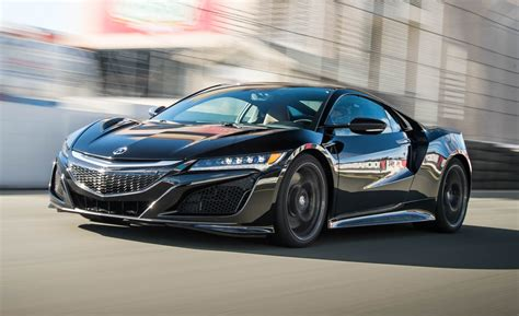 2017 acura nsx test speed 0 60 autocar pictures