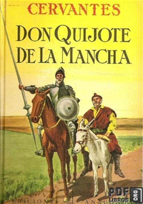 pdf libro don quijote de la mancha i spanish edition para leer ahora don quijote de la mancha pdf