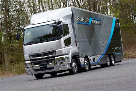 daimler international daimler trucks launches new fuso great in japan