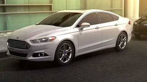 2015 ford fusion 2015 ford fusion interior and exterior design