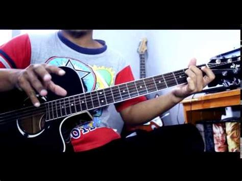 belajar kunci gitar gebi tinggal kenangan belajar petikan gitar tinggal kenangan gaby riadyawan