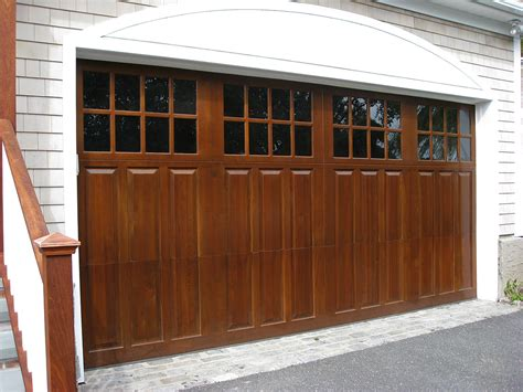 Panel Garage Door by Carved Raised Panel Garage Doors Aj Garage Door