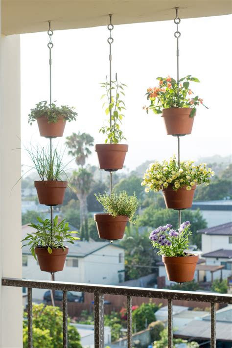 Hanging Plant Ideas | 16 hanging flower pot plant ideas to enhance your veranda