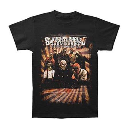 Mushroomhead 2 T Shirt mushroomhead s slaughterhouse t shirt black walmart