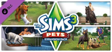 sims  pets  steam