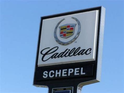 Schepel Cadillac schepel cadillac cadillac dealer in merrillville in
