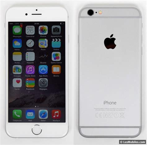 test de l apple iphone 6 oui il est cher et alors