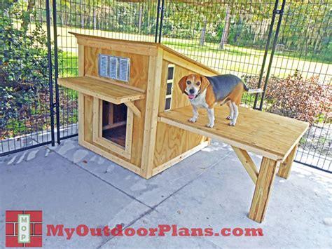 diy dog house myoutdoorplans  woodworking plans