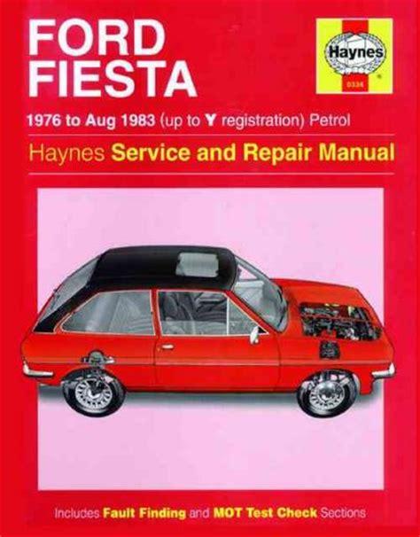 service manual online car repair manuals free 1983 pontiac grand prix interior lighting ford fiesta 1976 1983 haynes service repair manual sagin workshop car manuals repair books