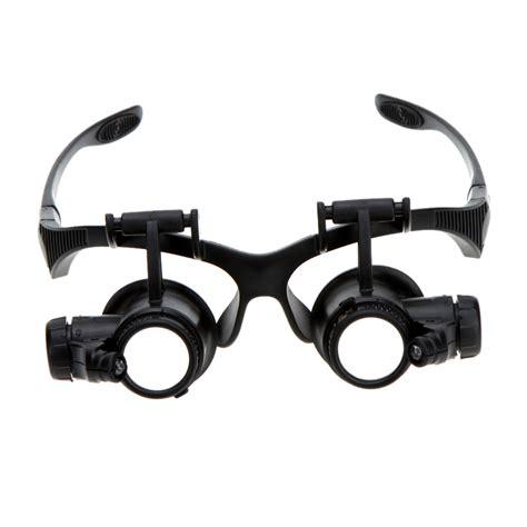 binocular loupe glasses magnifier