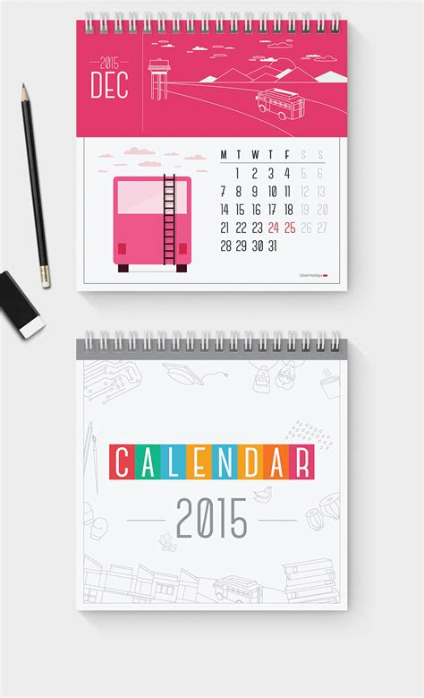 doodle calendar 2015 doodle calendar 2015 on behance