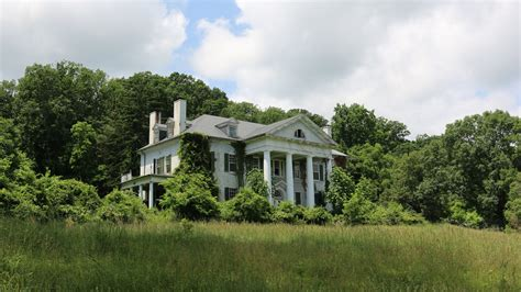 How Has House Been On Abandoned Virginia Selma Plantation Mansion