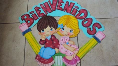 imagenes educativas de bienvenida peri 243 dico mural del mes de agosto mural de bienvenida 5