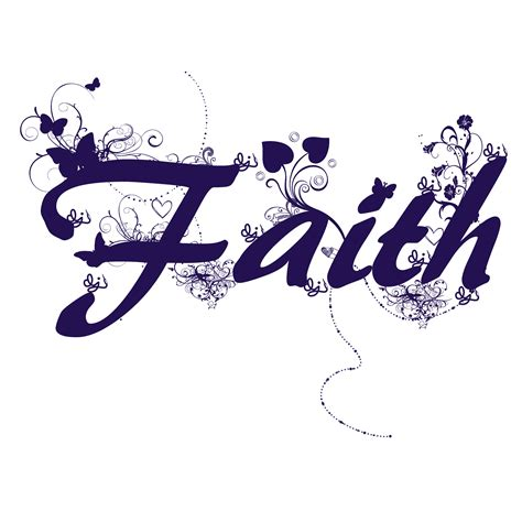 word hope tattoos designs faith word for shop design word
