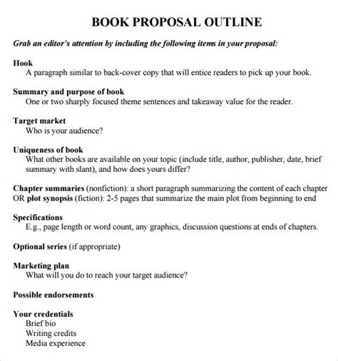 how to write a book report outline book template template business