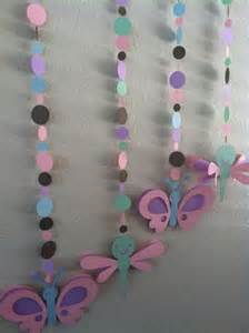 baby baby shower decorations butterfly ad dragonfly