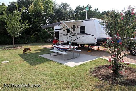 rv rental hill rv parks in the hill country rv y all