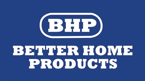 trademarked logos better home products