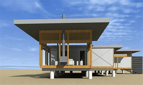 Modern Usonian House Plans by Small Houses With A Huge Sense Of Style Huffpost
