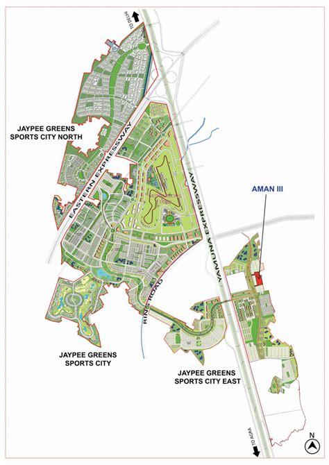 layout plan of kmp expressway jaypee greens jaypee aman 3 resale yamuna expressway