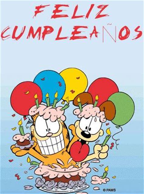 imagenes de cumpleaños un dia antes imagenes de cumplea 241 os im 225 genes de cumplea 241 os con garfield