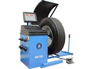 Truck Wheel Balancer Machines Combo Special Truck Tire Changer Ttc 301 Truck Wheel