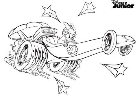 imagenes para colorear rueda dibujos para colorear de mickey aventuras sobre ruedas