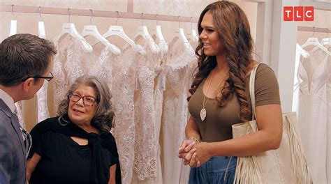transgender female on yes to the dress say yes to the dress first transgender bride recalls