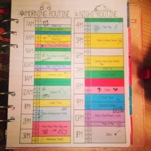 stay at home daily schedule template mswenduhh planning printable how to get a scheduled