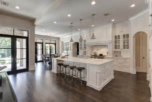 Lakefront Floor Plans 20 beautiful gourmet kitchens homes of the rich