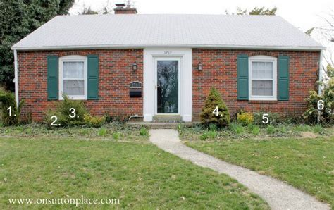 curb appeal on a budget 12 diy curb appeal tips on a budget