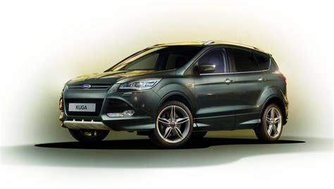 Ford Kuga Titanium X Sport Announced (UK)