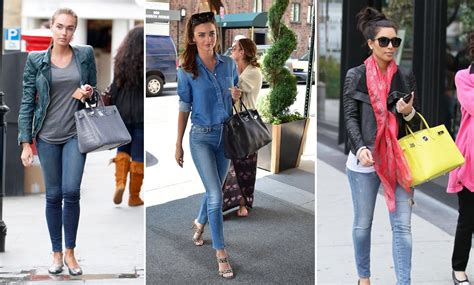 25 Beautiful Outfits with Hermes Birkin Bags   Lollipuff